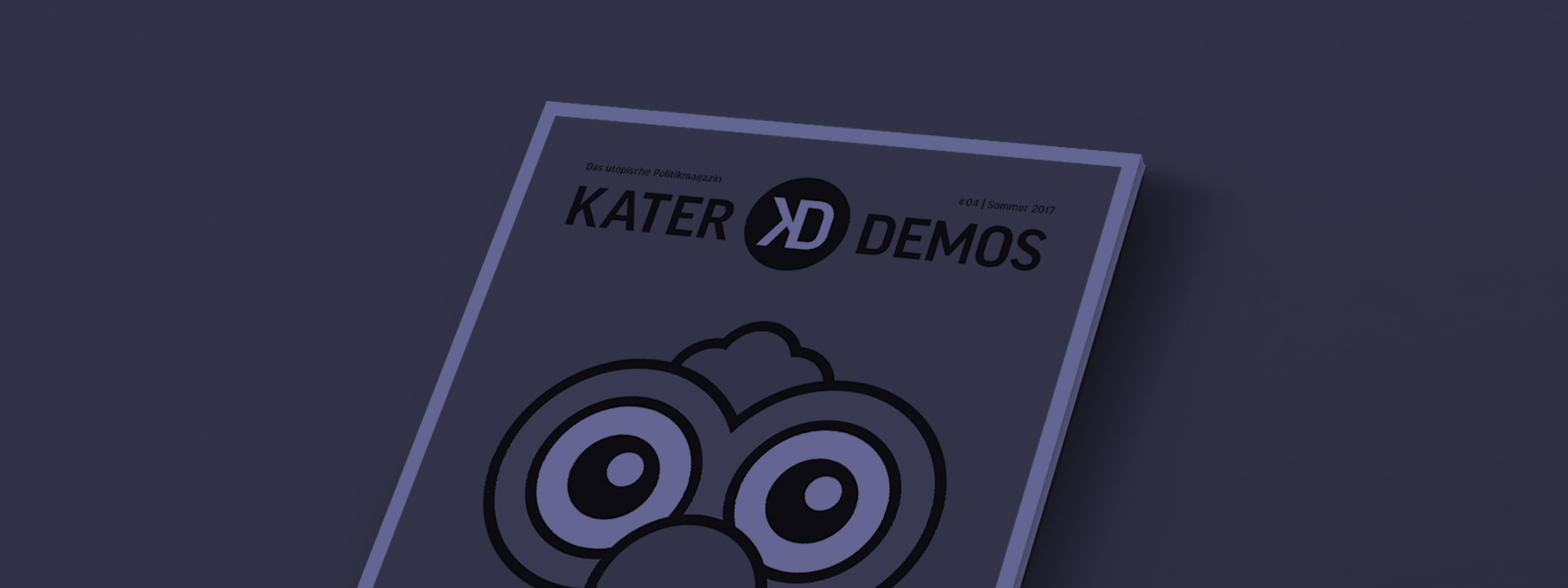 Kater Demos #04 Cover